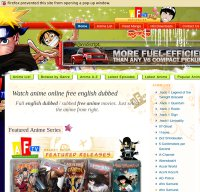 animefreak.tv screenshot