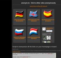 anonym.to screenshot