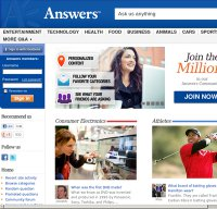 answers.com screenshot