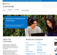 answers.microsoft.com screenshot