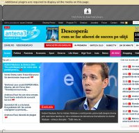 antena3.ro screenshot