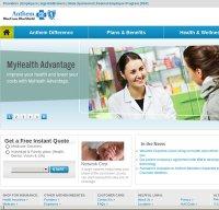anthem.com screenshot