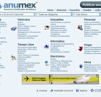 anumex.com screenshot