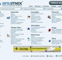 anumex.com screenshot