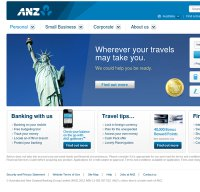 anz.com screenshot