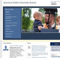 apus.edu screenshot