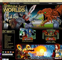 aq.com screenshot