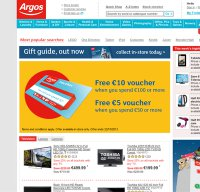 argos.ie screenshot
