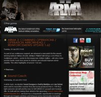 arma2.com screenshot