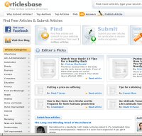 articlesbase.com screenshot