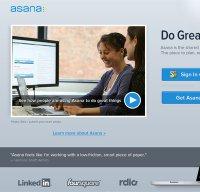 asana.com screenshot