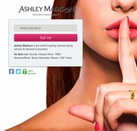 ashleymadison.com screenshot