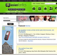 asianfanfics.com screenshot