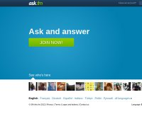 ask.fm screenshot