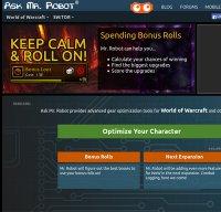 askmrrobot.com screenshot