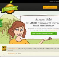asmallorange.com screenshot