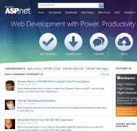 asp.net screenshot