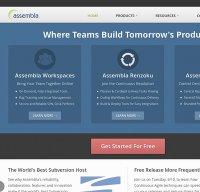 assembla.com screenshot