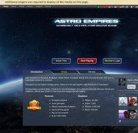 astroempires.com screenshot