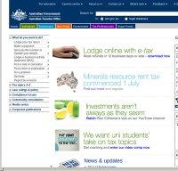 ato.gov.au screenshot
