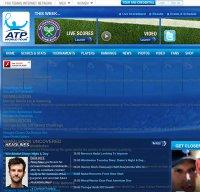 atpworldtour.com screenshot
