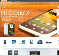 att.com screenshot