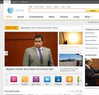 att.net screenshot