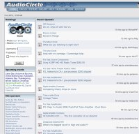 audiocircle.com screenshot