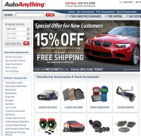 autoanything.com screenshot