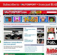 autosport.com screenshot