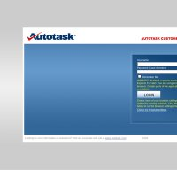 autotask.net screenshot