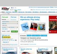 autotrader.co.uk screenshot