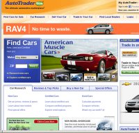 autotrader.com screenshot