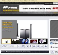 avforums.com screenshot