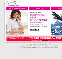 avon.com screenshot