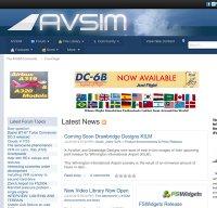 avsim.net screenshot