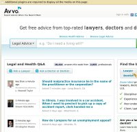avvo.com screenshot