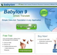 babylon.com screenshot