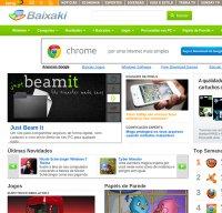 baixaki.com.br screenshot
