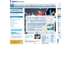 bancomer.com.mx screenshot