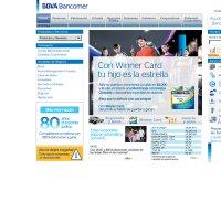 bancomer.com.mx screenshot