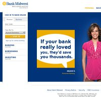 bankmw.com screenshot