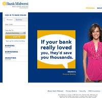 bankmw.com screenshot