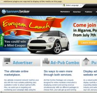 bannersbroker.com screenshot