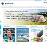 barclaycard.co.uk screenshot