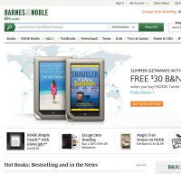 barnesandnoble.com screenshot