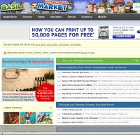 basilmarket.com screenshot