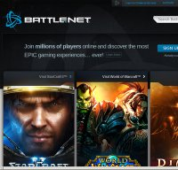 Battle Net US Screnshot