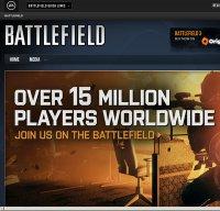 battlefield.com screenshot