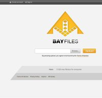 bayfiles.com screenshot
